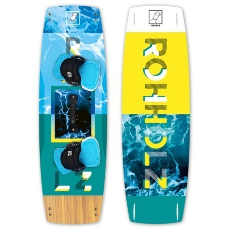 Chilla Kiteboard LW - Rohholz Kiteboards