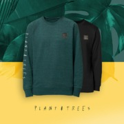 Plant Trees Longsleeve & Sweatshirt - Rohholz