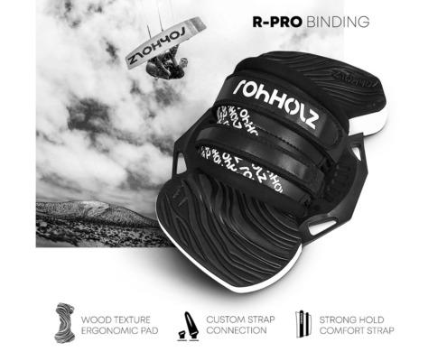 R-PRO Binding - Rohholz Kiteboards